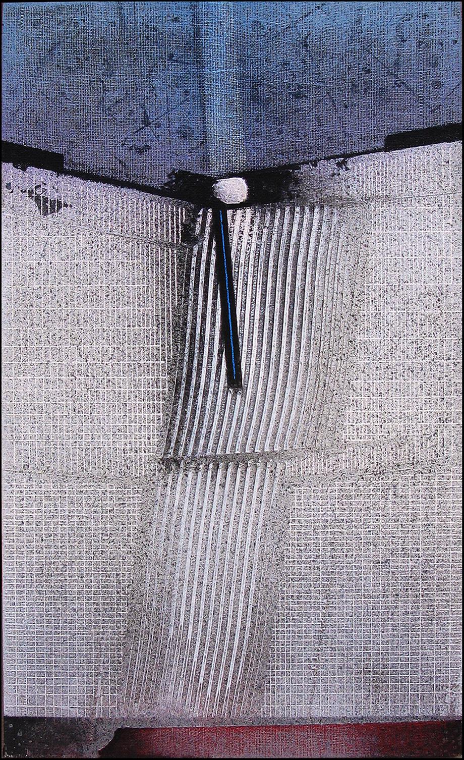 Winter - A Poem 1997 40x24